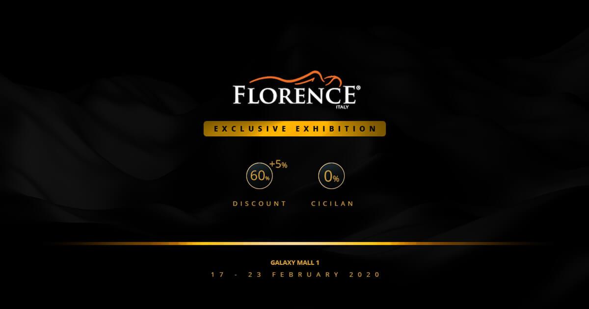 Pameran Spring Bed Florence SP Gallery Galaxy Mall 1 Surabaya