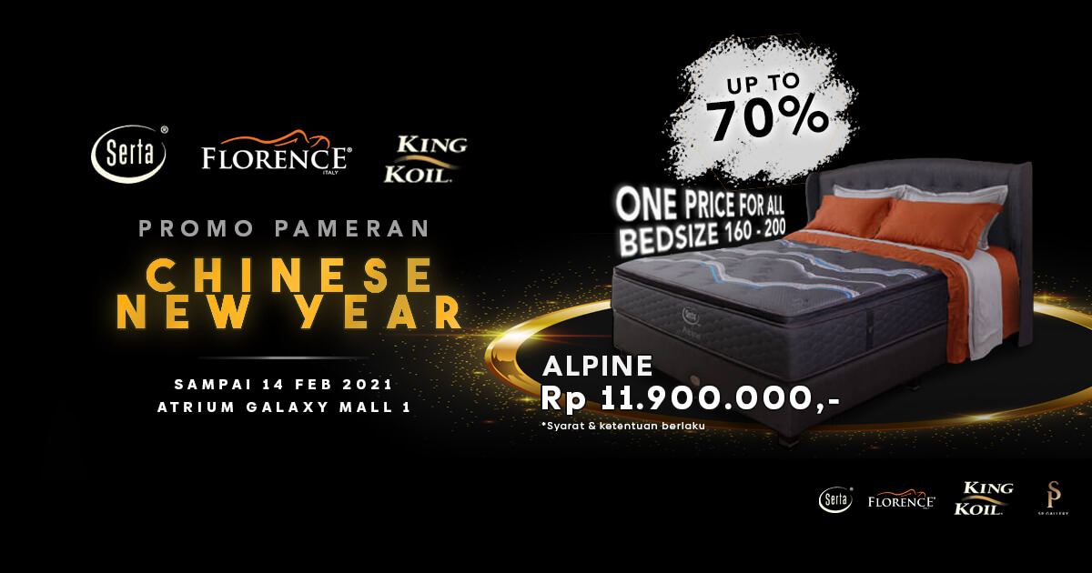Spesial Chinese New Year Promo
